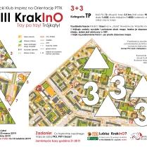 XXXIII KrakInO mapa TP